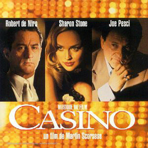 Casino (Musique du Film) French CD