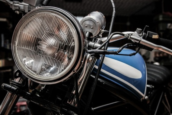 vehicle-motorbike-motorcycle-headlight