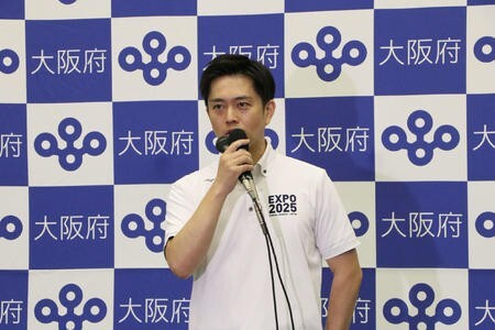 大阪府都知事・吉村知事「12月5日まで不要不急の外出控えて」