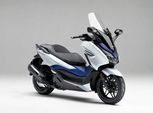 ホンダ、250ccスクーター「フォルツァ」をフルモデルチェンジ