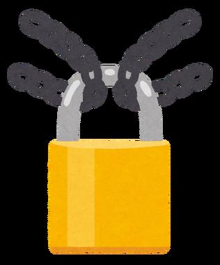 lock_nankinjou_chain