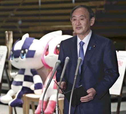 日本国首相「5連休、絶対外出するな。」