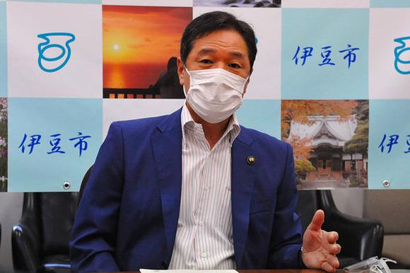 静岡県伊豆市の菊地豊市長が高校生への「3ない運動」を痛烈批判、「これが本当に正しい教育なのだろうか」