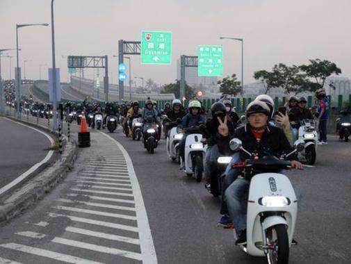 台湾、電動バイクの生産台数が過去最高に
