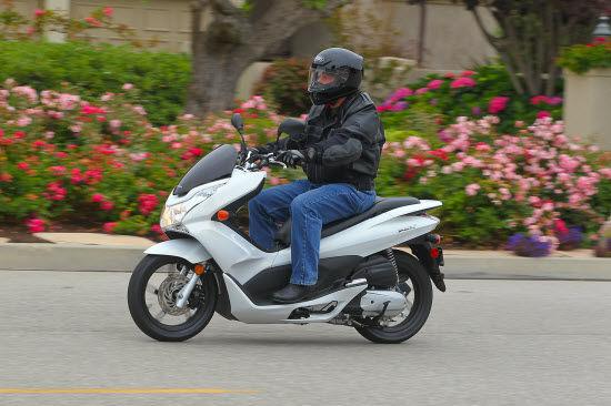 結局バイクって二種原付が一番便利だよな
