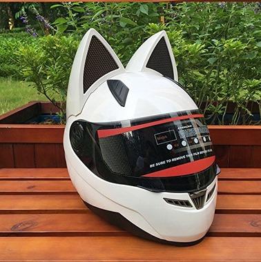すごくかわいいヘルメットみつけた