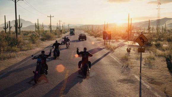 バイクでツーリングをする為だけに開発されたゲーム「American Motorcycle Simulator」が発売