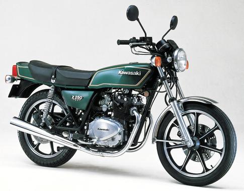 ニーハン(250cc)の最高傑作だと思うバイク