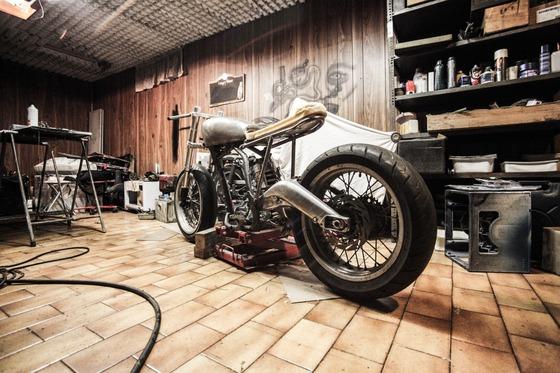 自作pcみたいにバイクって自作できないかな