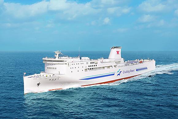 新日本海フェリーの旅やりたい