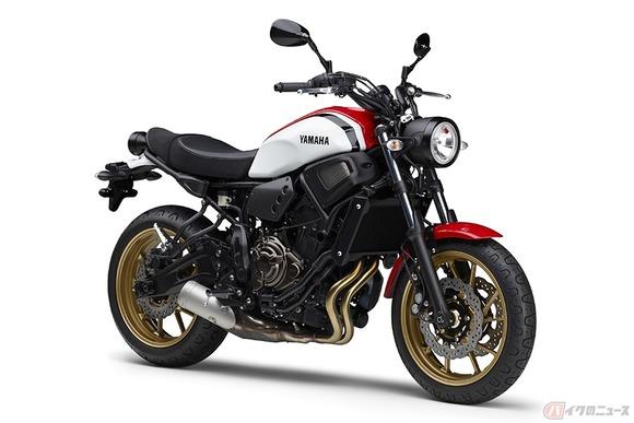 バイクの色で悩んでるんだけど、どっちを選んだほうがいい?