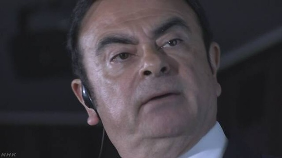【速報】ゴーン前会長を特別背任容疑で再逮捕