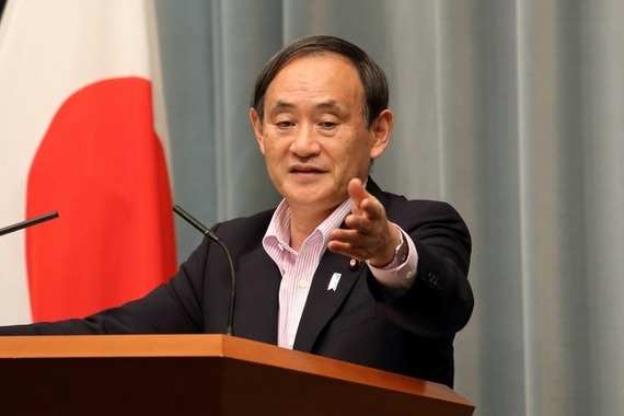 菅義偉官房長官「煽り運転の車カスにはあらゆる法令を駆使する」