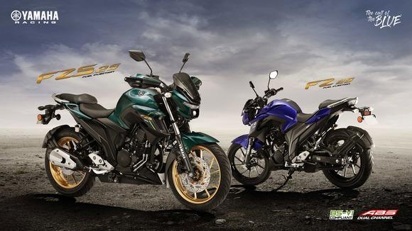 ヤマハが249cc空冷単気筒エンジン搭載の新型「FZ25」をインドで発売、価格は23万円