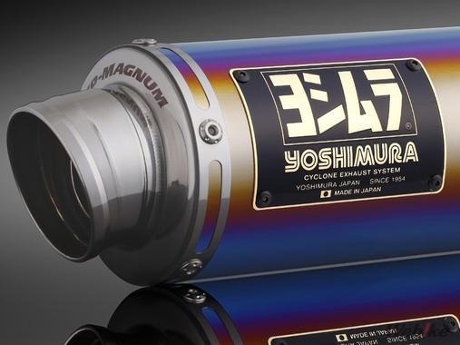 ヨシムラ、スーパーカブC125用のフルエキゾーストマフラーを発売