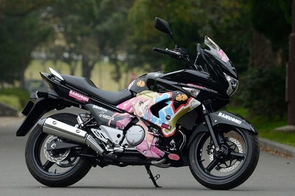 バイクとかいう夏暑くて冬寒く、危険が伴う上に他人に理解されない趣味wwwwww