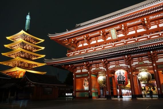 3大東京人が行ったことない場所「東京タワー」「浅草寺」あと1つは?