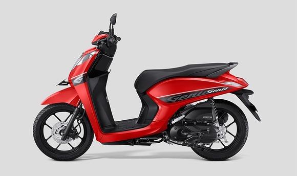 ホンダ、新型フレームeSAFを搭載したインドネシア生産二輪車「Genio」を発売