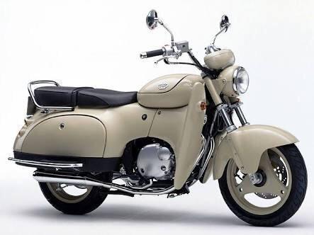 車でいうとミニクーパーみたいなお洒落なバイクってあるの?
