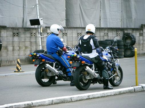 バイクの教習で転ぶアホはいない。そう思っていた時期が私にもありました