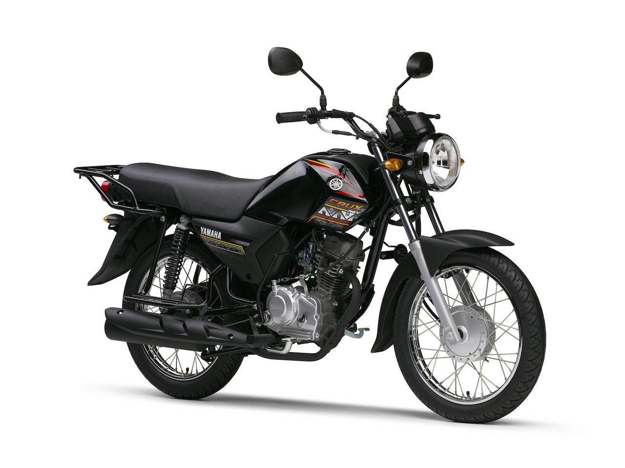 Yamaha Crux Rev