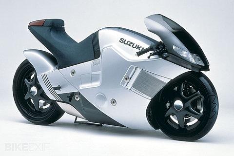 SUZUKIのバイクって何でネタにされてんの?