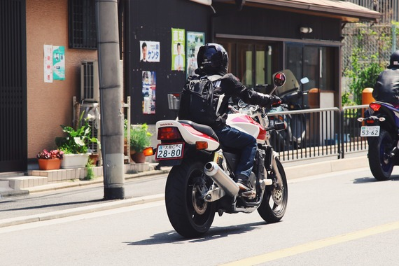 バイクに「憧れ」、若者の554%