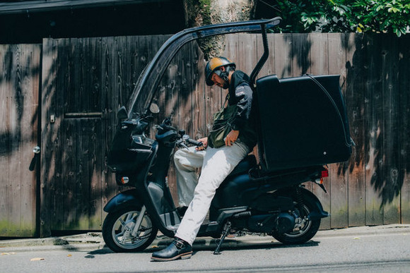 UberEatsで月収100万円、バイクで13時間×31日連勤