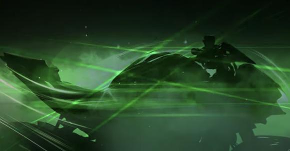 カワサキ、新型モデル「Z H2」のシルエットを示すティザー映像第三弾を公開