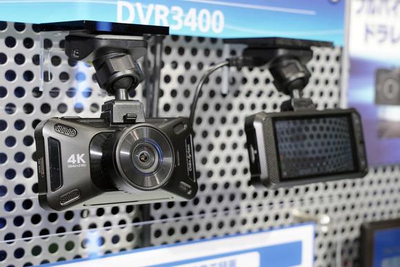 進化する国産ドライブレコーダー、4K解像度・360度カメラ・セキュリティ機能が常識化する