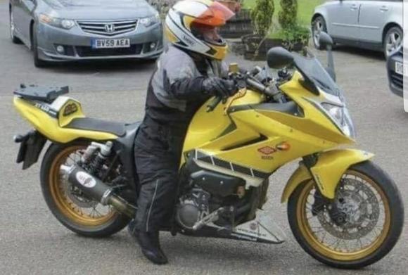 バイク乗りたいんやが身長が低い