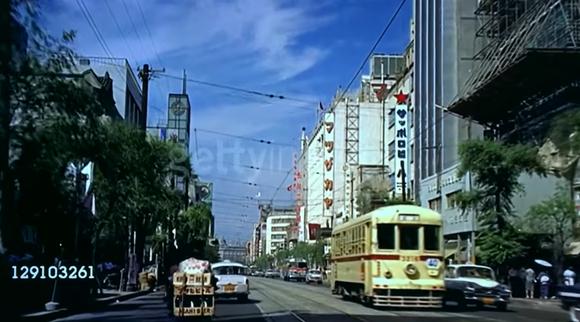 1960年代の東京の街並みを捉えた車載カメラ映像の鮮明さが話題に