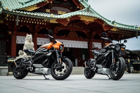 ハーレーダビッドソン初の電動スポーツバイク「LiveWire」、日本モデル予約開始