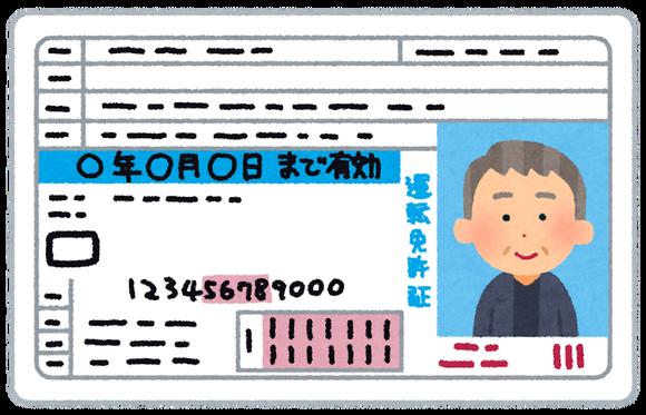 【朗報】都内のご老人、3日間で1200人以上が運転免許証を自主返納