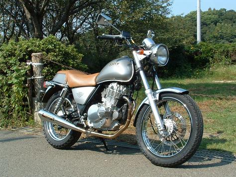 20万くらいで買えるカッチョ良いバイク教えてくれ