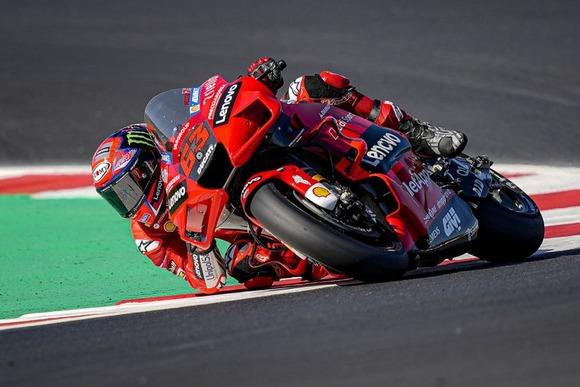 MotoGP2021第14戦サンマリノGP 決勝結果