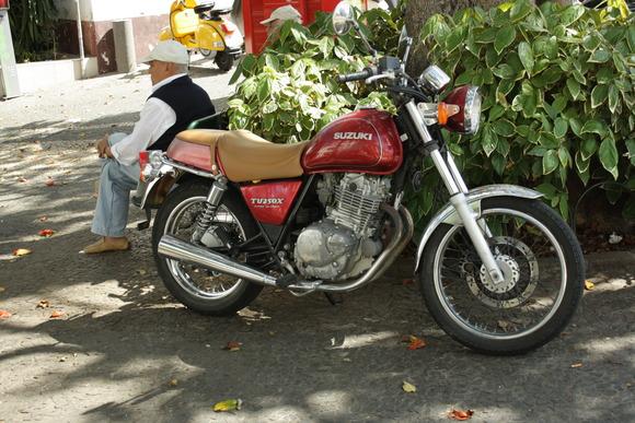 Voltyってバイク知ってるやついる?