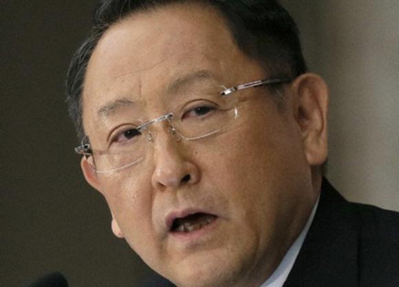トヨタ・豊田章男社長「五輪は許され、四輪や二輪のレースが許されないのは不公平」