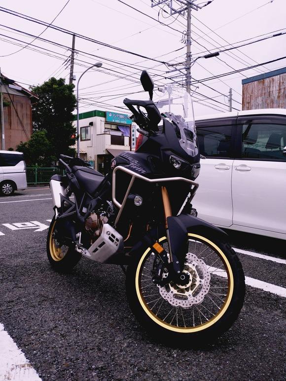 俺のバイクどう?