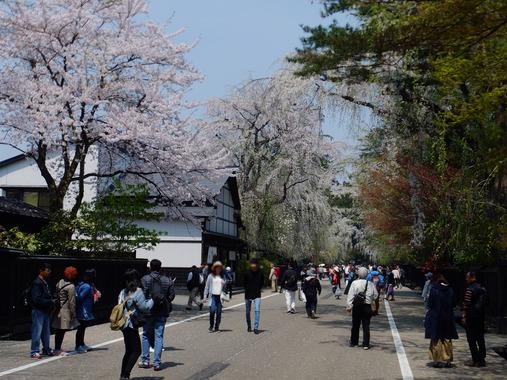 Bukeyashiki_Street_in_Kakunodate_20180428b