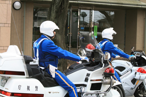 「白バイがいる」と交通死亡事故が大幅減、千葉県警の対策で裏付け