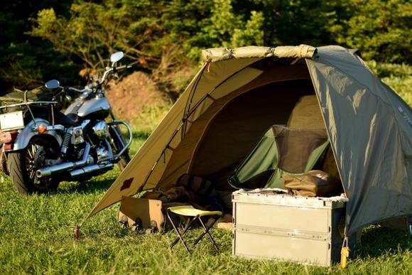 『バイク+旅行』『バイク+キャンプ』『バイク+釣り』←この万能な乗り物が人気ない理由