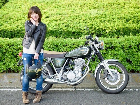 女子大生ですが、400ccのバイクの維持費っていくらくらいですか?