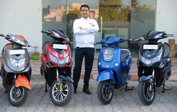 「オキナワスクーター」がインドで大好評、電動スクーター市場でシェアトップに