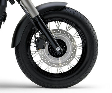 バイク屋「タイヤ前後で23000円だね」ワイ「ほーん、なら自分でやるか」