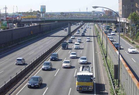 国土交通省、高速道路渋滞ワーストランキングを公表。最悪は中央道「調布―高井戸」