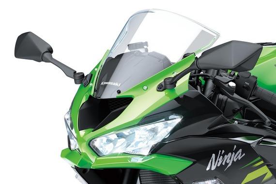 カワサキ、「Ninja ZX-6R」をモデルチェンジ