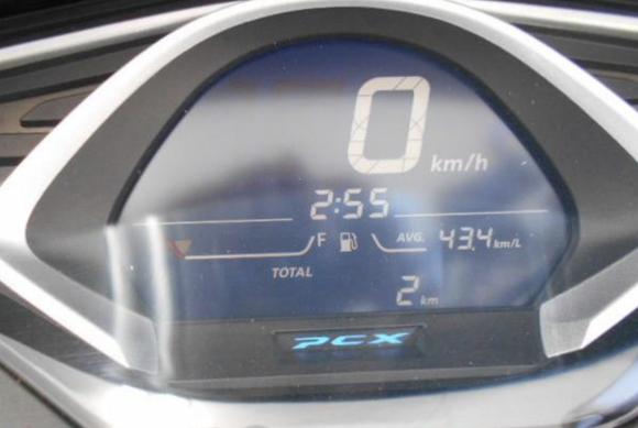 中古バイク見てたら走行距離3キロってあるけどどういうこと?