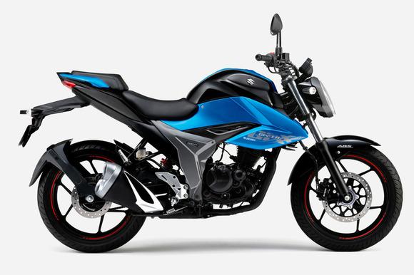 スズキが新型「ジクサー150」を発表、150ccクラスの軽快なロードスポーツバイク