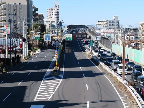 関越自動車道「残念、練馬が終点でした!首都高行けませ~ん」ヒラヒラ←これ